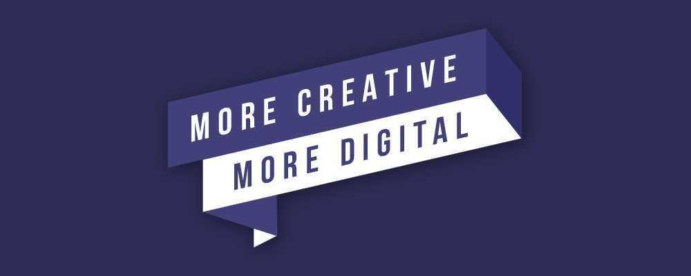 Daha Yaratıcı, Daha Dijital Grafik Tasarım